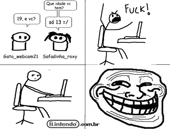 game troll face